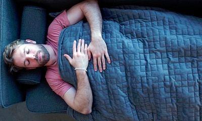 Гравитационные одеяла для полноценного сна